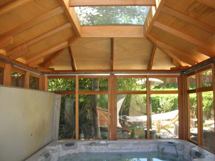 Cedarview Spa House Pacific 12 X 14